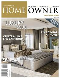 Home Decor Magazines South Africa by Media Spotlight Kitchens
