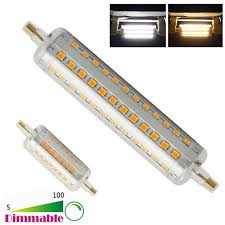 led flood light replacement dimmable r7s j78 j118 smd 2835 led lights replacement halogen