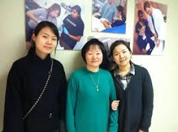 uab of nursing korean students visit