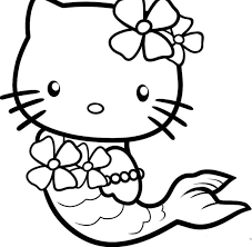 cartoons coloring pages gt kitty coloring pages gt