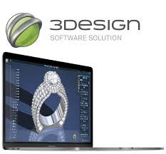 3design 3d jewelry cad software jewelry design software 3design