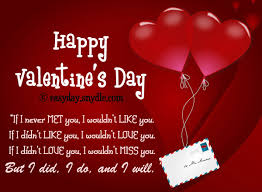 valentines day for him quotes for valentines day cards homean quotes