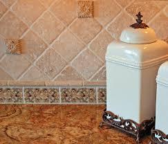 travertine kitchen backsplash tile backsplash travertine the house