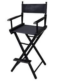 Makeup Artist Light New Professional Foldable Makeup Artist Directors Wood Chair Light