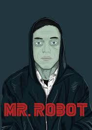 fsociety halloween mask no spoilers made a poster for mr robot hope you guys like it