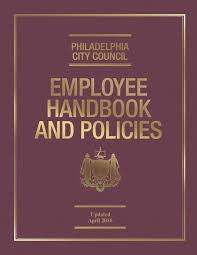 city council employee guide and policies by philadelphia city