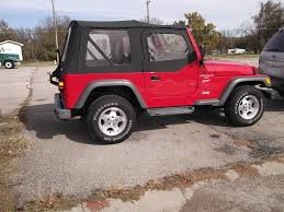 jeep 2000 larry allen motor car company inc