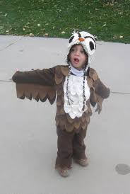 Halloween Owl Costume by The Brown Eyes Have It Diy Halloween Costumes
