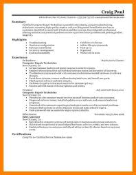 Lube Technician Resume 9 Tech Resume Examples Mla Cover Page