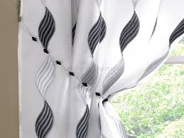 black white kitchen curtains black and white kitchen curtains orange black and white black