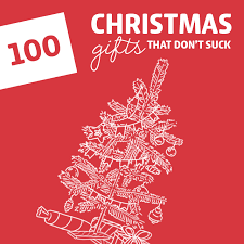 cool christmas 100 cool christmas gifts that don t dodo burd
