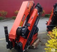 palfinger pk 20002d knuckle boom crane for sale
