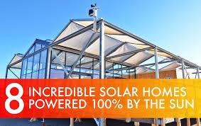 8 amazing homes that are 100 powered by the sun decathlon