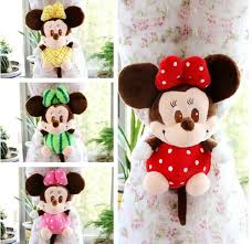 Red Mickey Mouse Curtains 10 Pcs Cute Cartoon Mickey Mouse Minnie Mouse Curtain Buckles