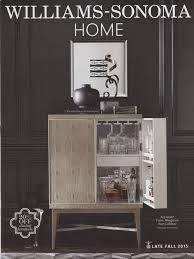 home interior catalog 2015 williams sonoma
