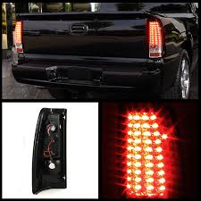 2006 silverado tail light assembly 06 chevy silverado gmc sierra performance full led tail lights