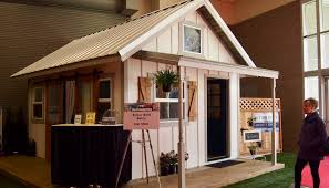 She Sheds 10 Tiny Homes Cabins And Sheds At The Seattle Home Show Curbed