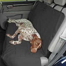 petego dog car seat protector hammock anthracite x large