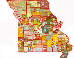 Missouri State Map Legislators Pore Over New District Maps Audio