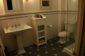 Porcelain Pedestal Sink Wonderful Old Fashioned Bathroom Tile Designs For Black Ceramic