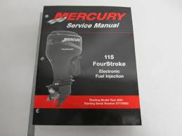 100 mercury 115 outboard motor manual 7 5 hp mercury