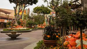 halloween time surprises in downtown disney district at the