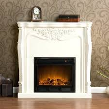 Electric Fireplace At Big Lots by Electric Fireplace With Mantel And Storage Antique White Stand