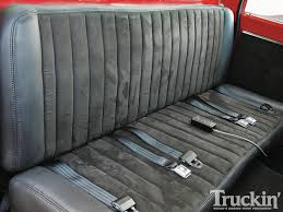Classic Ford Truck Bench Seats - 1968 chevy c10 simple style classic trucks truckin u0027 magazine