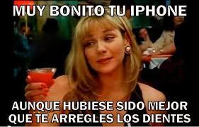 Memes De Iphone - meme muy bonito tu iphone pero tus dientes memes en internet