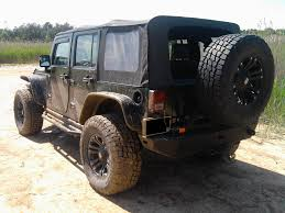 monster jeep jk 18 black xd monster 778 series wheels and nitto terra grappler