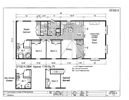 Great Design Inside Villa House Autocad Plan Ideas Goocake Nice
