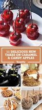 halloween candy apple sticks 14 easy caramel apple recipes how to make candy apples