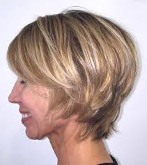 older women baylage highlights 20 classy hairstyles for older women