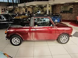1984 mini mayfair cabriolet sunningdale classics