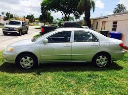 transmission toyota corolla 2003 one owner toyota corolla 2003 manual transmission palm