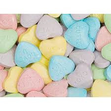 gobstopper hearts gobstopper heart breakers candy 12 ounce bag candywarehouse