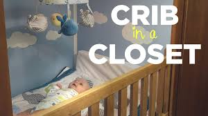 Old Baby Cribs by Diy Dutch Cupboard Bed Aka Crib In A Closet Youtube
