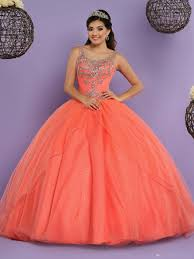 coral quinceanera dresses 2017 with free bolero beautiful sweet 15