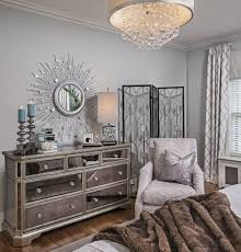 old hollywood themed bedroom
