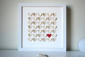 wedding gift of money wedding gift personalized framed 3d song hearts your song