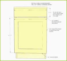 kitchen cabinet face frame dimensions kitchen cabinet drawer dimensions standard good standard cabinet