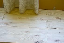 Pine Plank Flooring Project Overload Home Renovation Updates