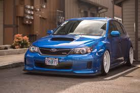 stancenation subaru word rally blue