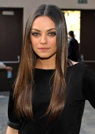 how to achieve dark roots hair style best 25 mila kunis hair color ideas on pinterest mila kunis no