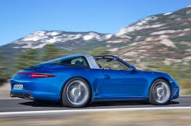 porsche targa 2016 porsche reveals the superior 911 targa 4s exclusive design edition