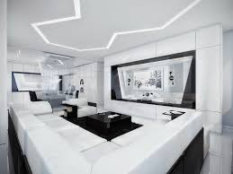 Black And White Home White Rooms Interior Design And Ideas Room Idolza
