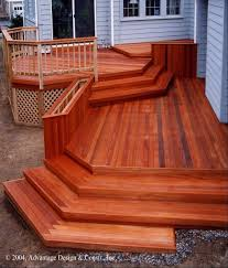 is mahogany expensive for your deck suburban boston decks