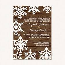 barn wedding invitations snowflake wedding invitations archives wedding invitations
