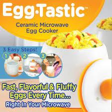egg tastic microwave egg cooker asseenontv com store