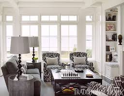 Living Room Furniture Long Island by Stylish Home On Long Island Sound Traditional Home